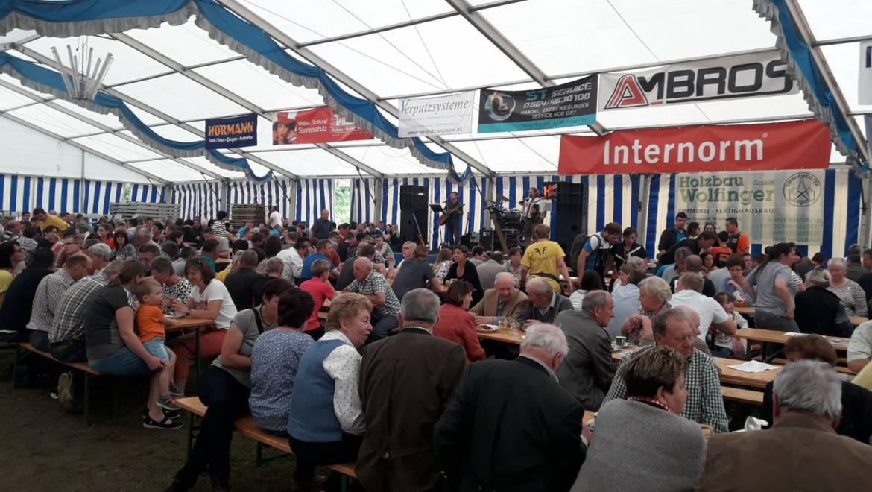 Zeltfest Mistlberg 2019