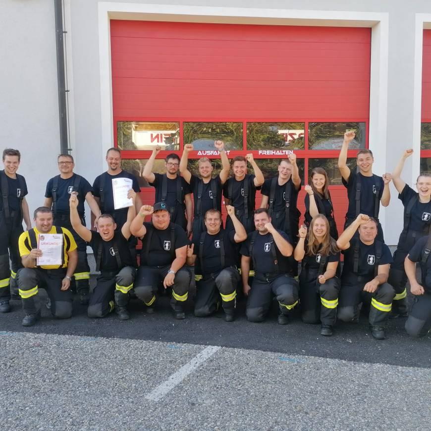 Branddienstleistungsprüfung (02.10.2021)